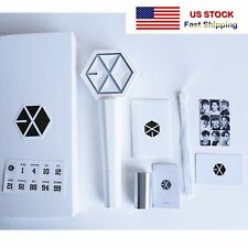 KPOP EXO Light Stick Ver. 2.0 Sehun Chanyeol DO Stick Lamp Glow Lightstick New