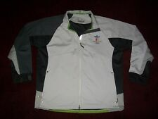 BEAUTIFUL 2010 VANCOUVER WINTER OLYMPICS ELEVATE JACKET OFFICIAL LICENSED SIZE L