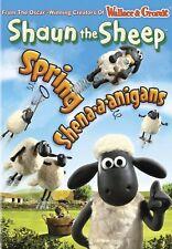 Shaun the Sheep: Spring Shena-a-anigans (DVD, 2011, Canadian)