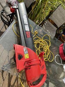 Leaf Blower SHREDDER Vacuum  Power Devil Fairway 1600 Read Description - NO BAG