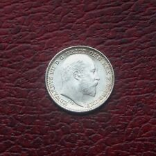 More details for edward vii 1904 silver maundy penny