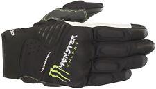 Motorradhandschuhe Alpinestars Force Gloves schwarz Gr. 3xl Monster Energy