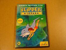 DVD / FLIPPER & LOPAKA - DEEL 3