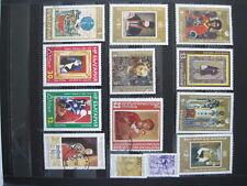 Briefmarken - Lot / Motiv - Kunst und Kultur /041