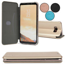 New Magnetic Leather Wallet Book Flip Case Gorilla Tech Perfect Fit 3D Premium