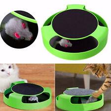 Katze Fang die Maus Spielzeug Katzespielzeug mit Scratch Board Training