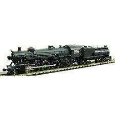 Model Power 87470 N Steam 4-6-2 Pacific w/Vanderbilt Tender, Undecorated
