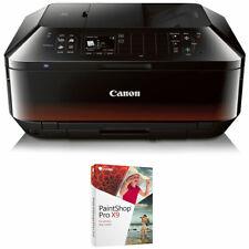 Canon PIXMA MX922 WiFi Inkjet All-In-One Printer + Corel PaintShop Pro X9 Bundle