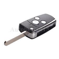 3 Button Remote Modify Flip Folding Key Shell Case For Honda CRV Accord Pilot