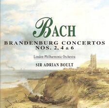 Bach - Brandenburg Concertos Nos. 2, 4 & 6 / LPO • Sir Adrian Boult