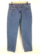 Levis 550 Jeans Mens Size 34X30 Tapered Fit 100% Cotton Zip Fly
