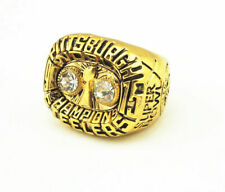 1975 Pittsburgh Steelers Championship Ring //