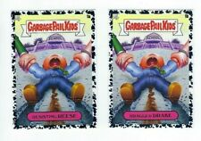 2020 Garbage Pail Kids Late to School complete base set 1-100a/b BLACK parallel