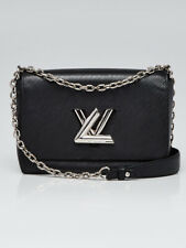 Louis Vuitton Negro Epi Cuero Bolso de giro mm