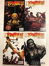 Zombies! Eclipse of the Undead #1 2 3 4 Comic Book Set IDW 2006