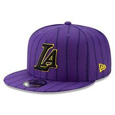 3bb2ac33ac2 Los Angeles Lakers New Era 2018 City Edition Alternate 9FIFTY Snapback Adj  Hat