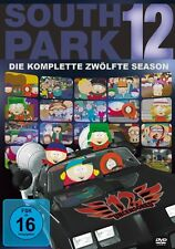 3 DVDs * SOUTH PARK - DIE KOMPLETTE 12. STAFFEL # NEU OVP +