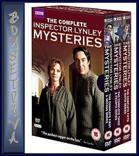 INSPECTOR LYNLEY MYSTERIES-  COMPLETE COLLECTION 1 2 3 4 5 & 6 **BRAND NEW DVD**