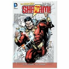 SHAZAM! The New 52 HC #1 (2013 DC) JLA, BRAND NEW, SEALED