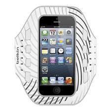 Belkin Pro-Fit Sports Armband Case Neoprene For iPhone 5 - White/Black F8W107VFC