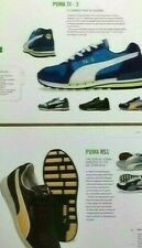 Flyers PUMA TX-3 and RS1 80's shoes