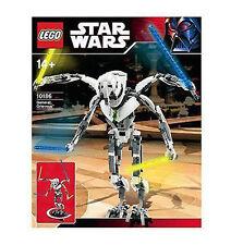 Lego Star Wars 10186 Neu und OVP General Grievous