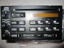 Corvette Bose Gold AM FM Cassette CD player Rebuilt 94 95 96 4 your old unit
