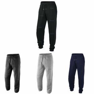 Mens Work Tracksuit Bottoms with Zip Pockets - Fleece Joggers | Jogging Bottom