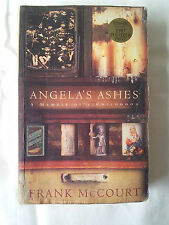 Angela's Ashes by Frank McCourt (Paperback, 1996)