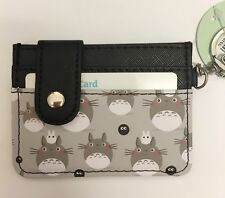 Totoro MY neighbour studio GHIBLI Credit Card Case Holder Purse Gift Japan Anime