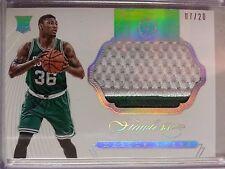 2014-15 Flawless MARCUS SMART Rookie Patch #07/20 Boston Celtics