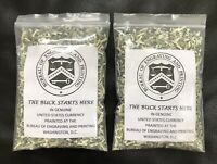 100 % Real Shredded Cash Money Currency $200.00+ / 1.5 OZ ~ Free Shipping