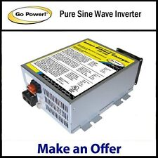 Go Power GPC-55-Max 55 AMP Battery Charger 12 V, 1 Bank