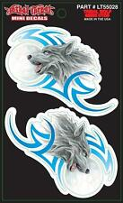 Lethal Threat Sticker Motorcycle Cars helmet bikes boards decals Wolf LT55028