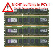 Kingston 16GB 4x4GB Kit KVR1333D3S4R9S/4G 1.5V 9965433-034.A00LF DDR3 Speicher