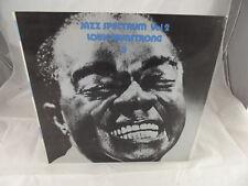 Jazz Spectrum Vol 2 Louis Armstrong  Vinyl Original Oz Press 1975