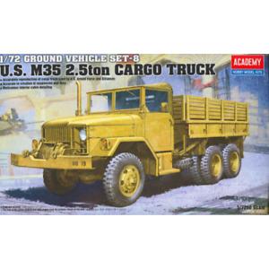 Academy 13410 1/72 M35 2.5Ton Truck Plastic Model Kit