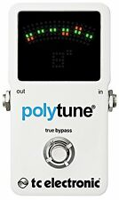 TC Electronic*POLYTUNE2*Chromatic Pedal Guitar Tuner FREE 2DAY SHIPPING NEW