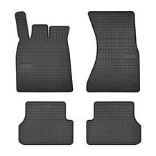 Gummimatten Gummi Fußmatten für Audi A6 S6 C7 4G, Avant, Allorad, RS 2011-2018