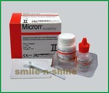 Permanent Glass Ionomer Dental Restorative Cavity Filling Cement