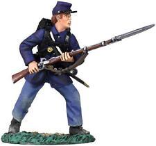 Britains Civil War Union 31213 Infantry Charging #4 Mib