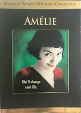 Amelie (Dvd, 2002, 2-Disc Set) French Language