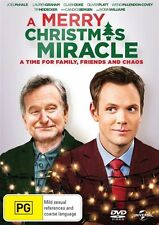 A Merry Christmas Miracle [Region 4] -DVD - Robin Williams - New - Free Post!!