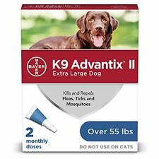 Veterinarian-recommended Xl Dog K9 Advantix Ii Prevents Flea Tick and Mosquito