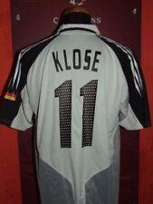 KLOSE GERMANY 2004 MAGLIA SHIRT CALCIO FOOTBALL MAILLOT JERSEY CAMISETA
