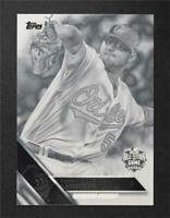 2016 Topps Update Black and White Negative #US222 Zach Britton AS - NM-MT