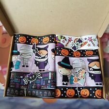 Y21 Halloween Ribbon Bundle. Job Lot Make Your Own Bows Crafts. Resins.
