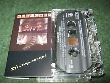 Mastedon - It's A Jungle Out There (cassette)
