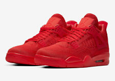 Nike Air Jordan 4 Retro Flyknit SZ 11 University Fire Red October OG AQ3559-600