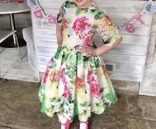Love Made Love Dress Age 10 RRP £300 Like Monnalisa